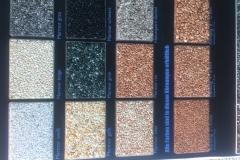 Steinteppich Farben